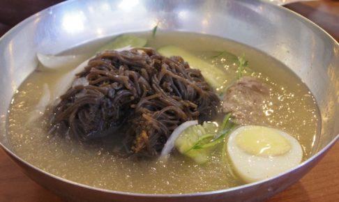 ユッチャン 冷麺