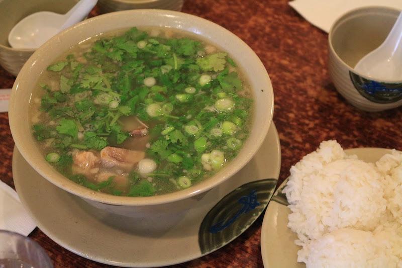 アサヒグリル オックステールスープ