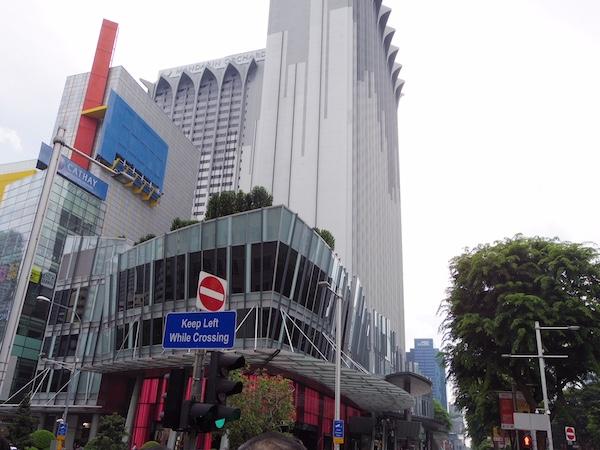 マンダリンホテル