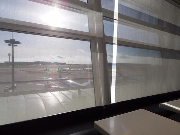 ANA羽田空港ラウンジ
